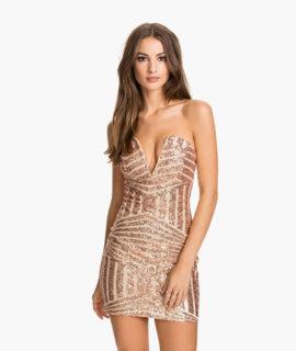 Bombshell Short Dress